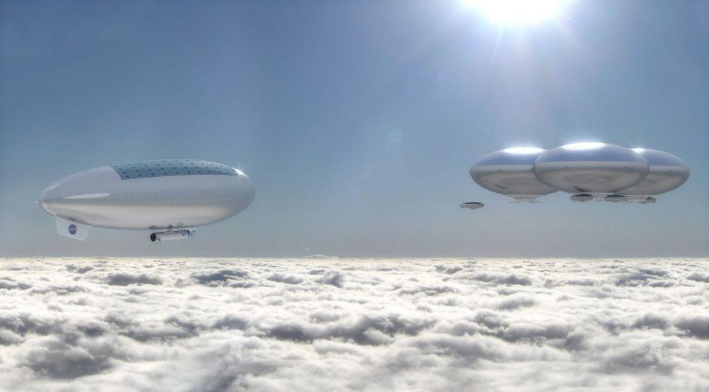 NASA планує відправити людей на Венеру