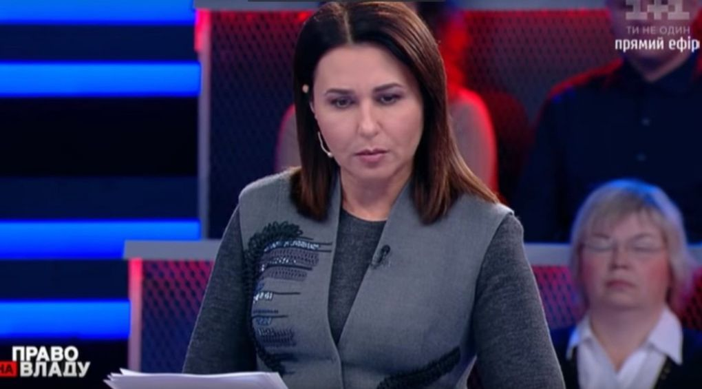 Наталья Мосейчук поставил на место чиновника