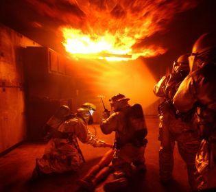 Пожежний протест на Київщині