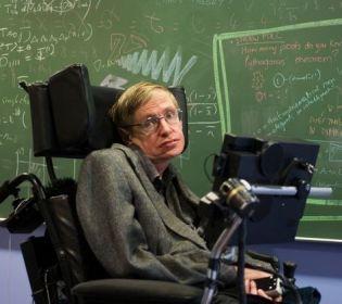 Інвалідне крісло Стівена Хокінга виставлять на аукціоні
