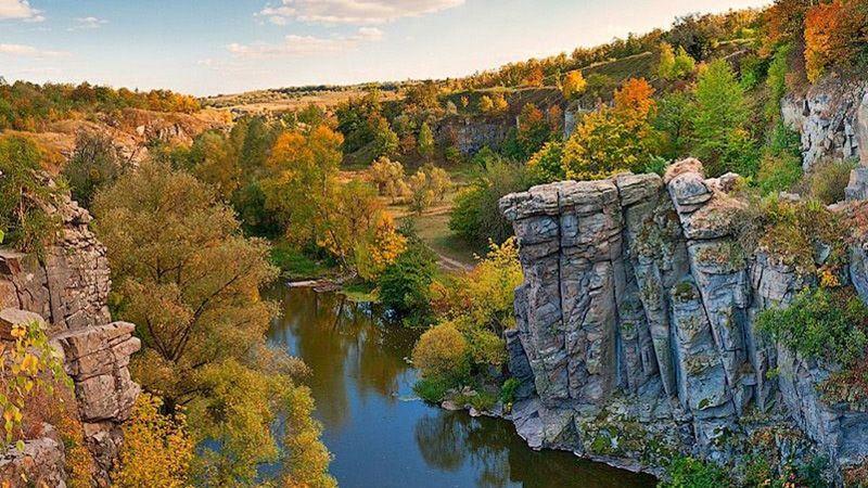 Найкрасивіші куточки України, де варто побувати восени 11