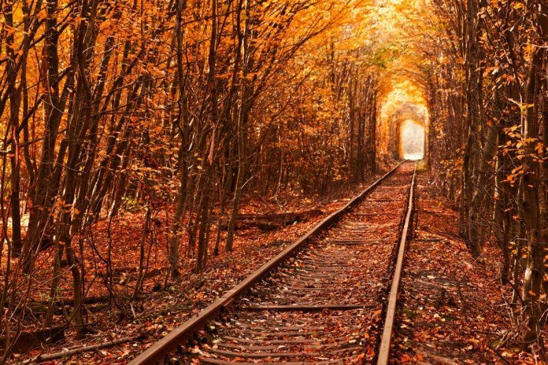 Найкрасивіші куточки України, де варто побувати восени 7