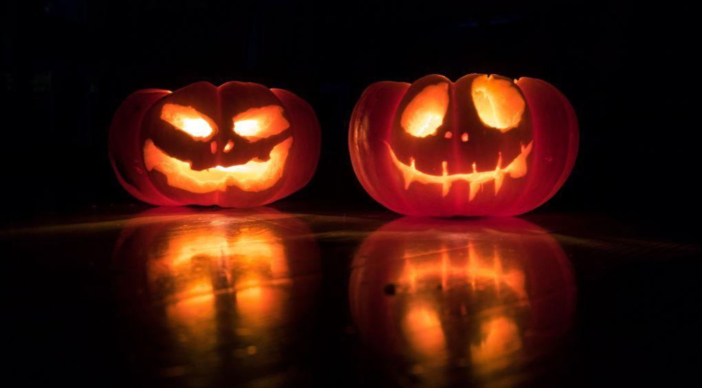 В NASA выбирали самую оригинальную тыкву к Хэллоуину