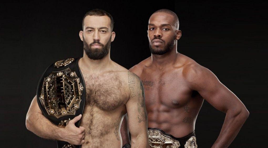 Экс-чемпион UFC Джон Джонс и чемпион WWFC Роман Долидзе проведут совместный тренировочный сбор в США