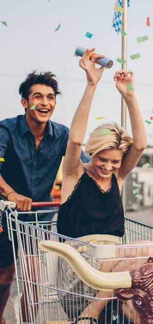В день шопінгу стань Богинею шопінгу