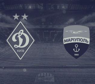 Динамо – Мариуполь: готовность команд к матчу