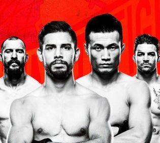 UFC Fight Night 139: кращі бої вечору