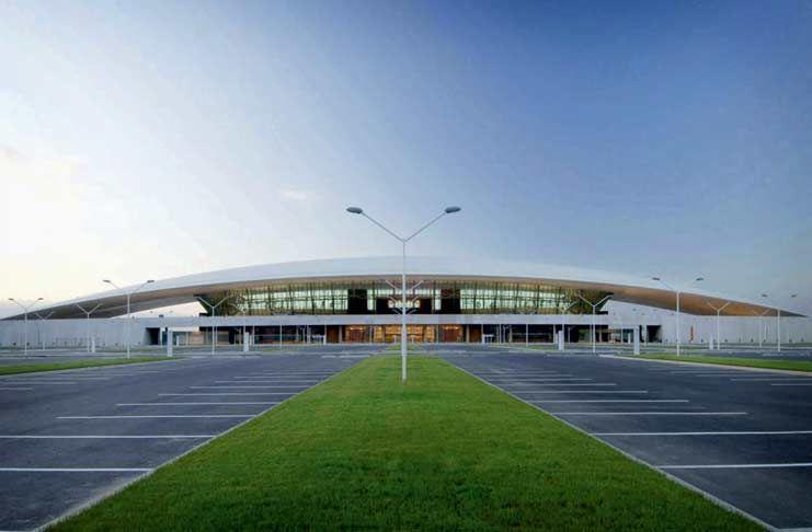 Фотодобірка найгарніших аеропортів світу 12