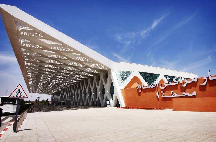 Фотодобірка найгарніших аеропортів світу 14