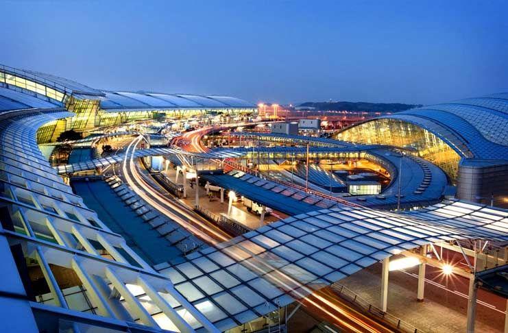 Фотодобірка найгарніших аеропортів світу 20