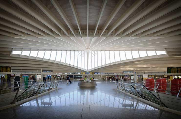 Фотодобірка найгарніших аеропортів світу 11