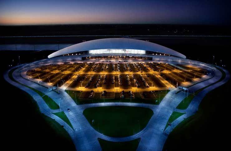 Фотодобірка найгарніших аеропортів світу 13
