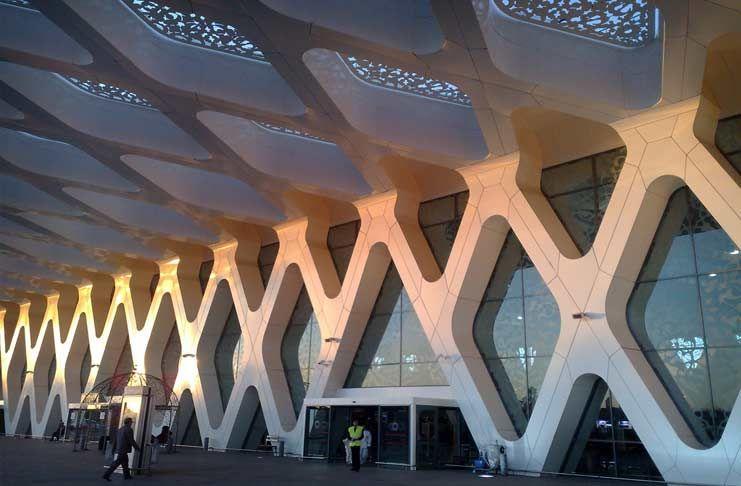 Фотодобірка найгарніших аеропортів світу 15