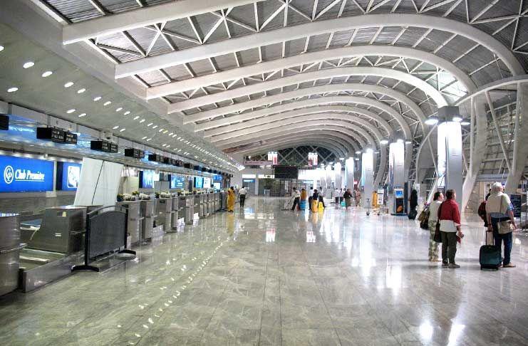 Фотодобірка найгарніших аеропортів світу 25