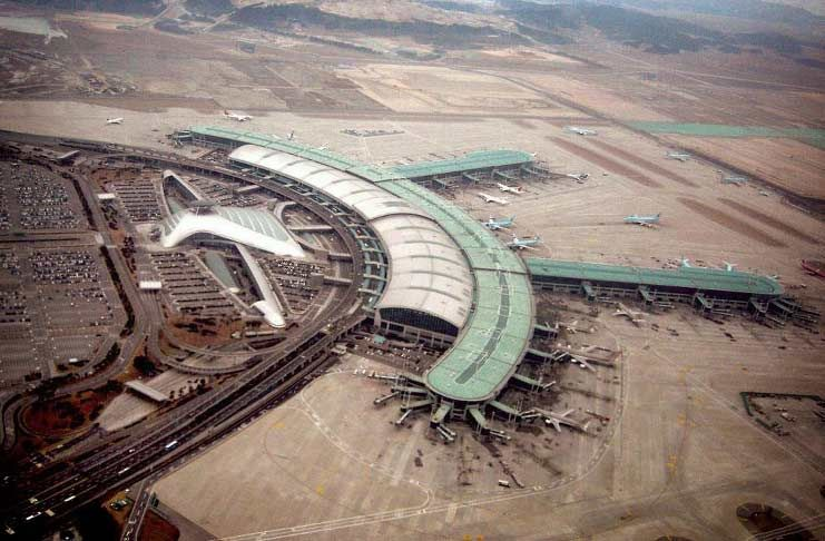 Фотодобірка найгарніших аеропортів світу 19