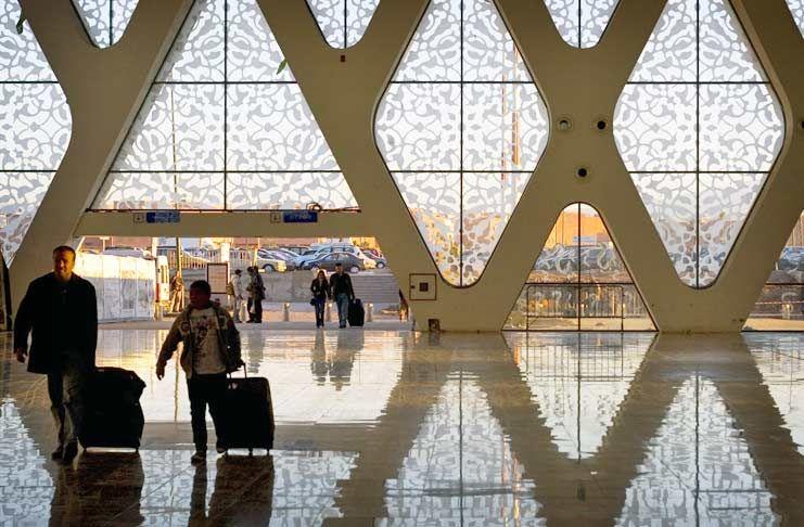 Фотодобірка найгарніших аеропортів світу 16