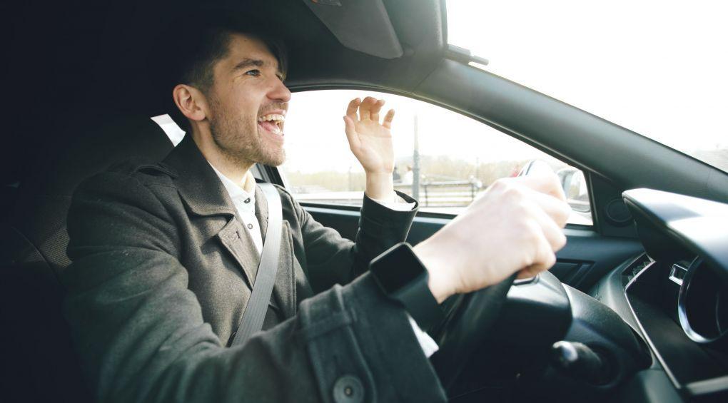 Як музика в авто впливає на водія