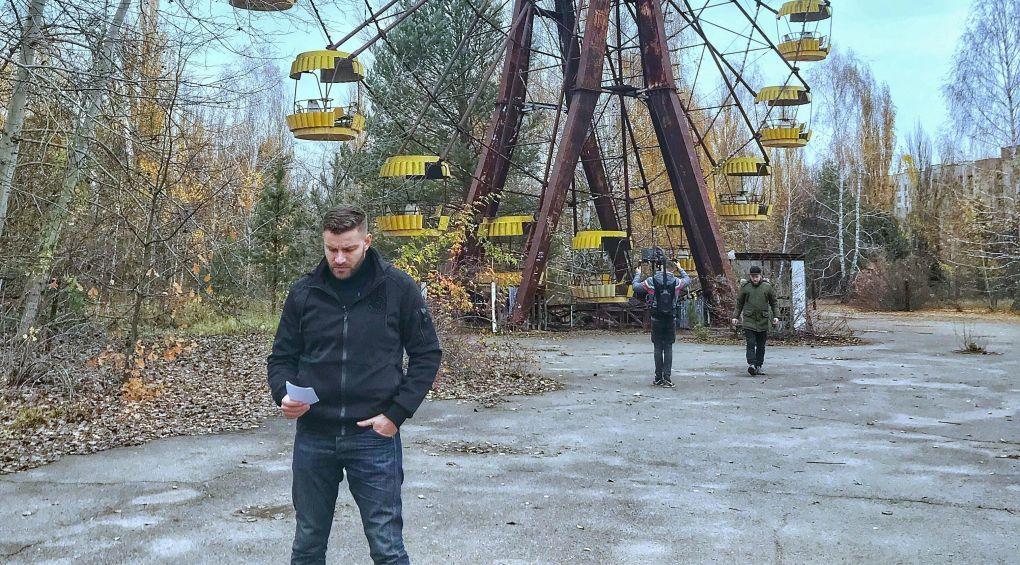 13 фактів про Чорнобиль від Богдана Юсипчука