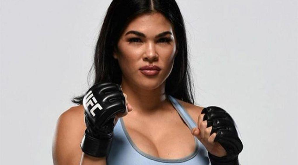 Шок! Самый сексуальный боец UFC с травмой головы