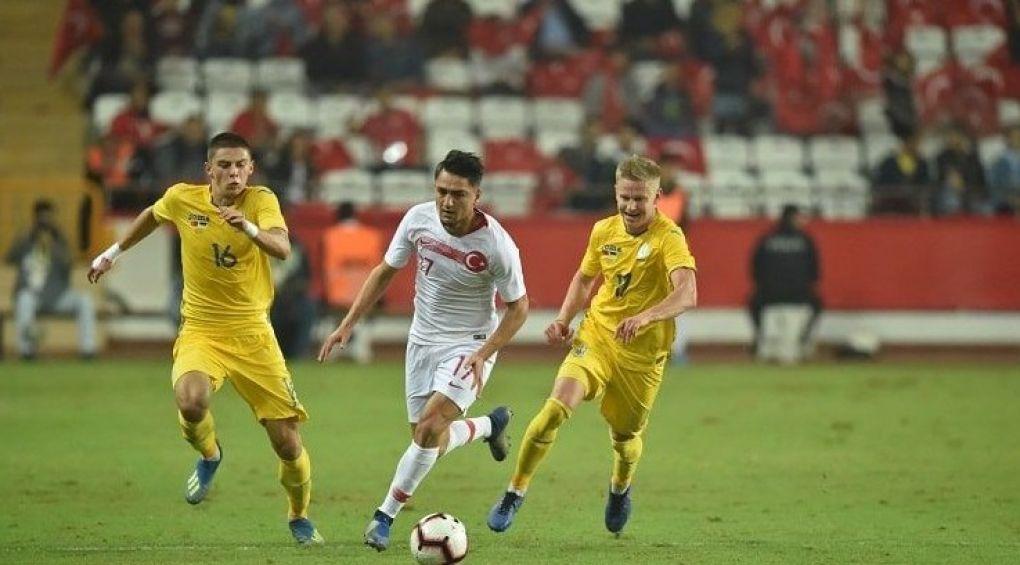 0:0 в Анталії – мирний підсумок футбольного року збірної України Андрія Шевченка