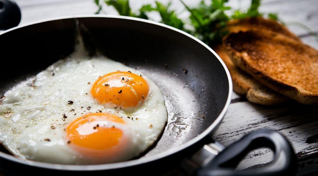 Топ-5 легких рецептов из яиц