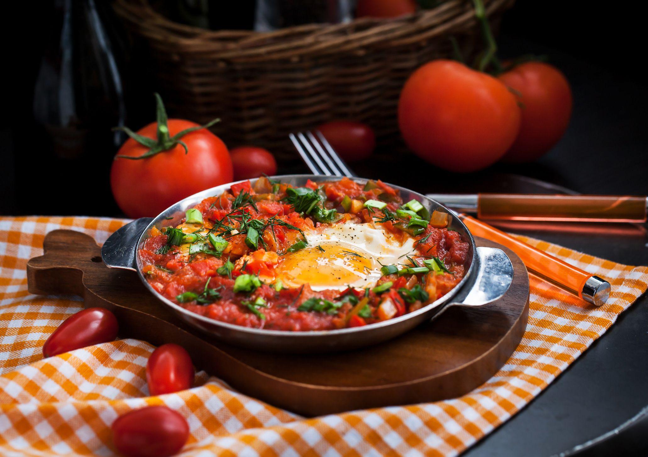 Топ-5 легких рецептів із яєць 5