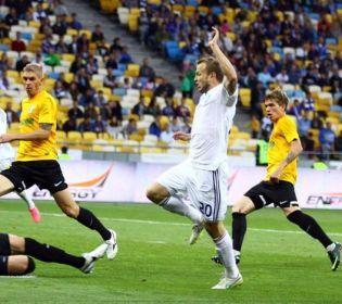 Як Динамо вперше в історії програло Олександрії