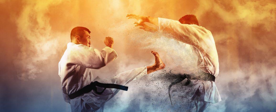 Бійка в стилі Джекі Чана