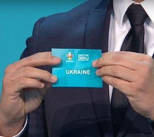 Жеребкування відбору на  Євро-2020: з ким зіграє Україна?