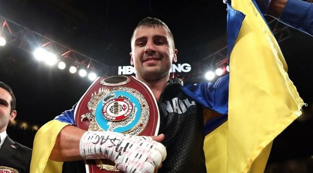 Український боксер Гвоздик став чемпіоном світу