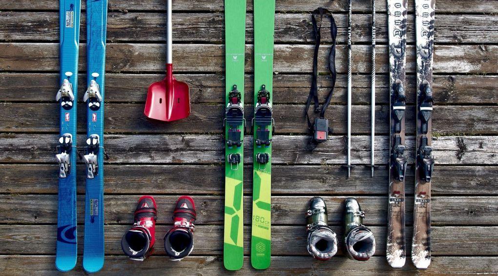 Зимний отдых: как выбрать лыжи по росту