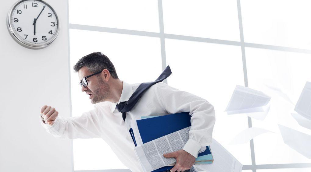 Топ-10 советов, как не опаздывать на работу