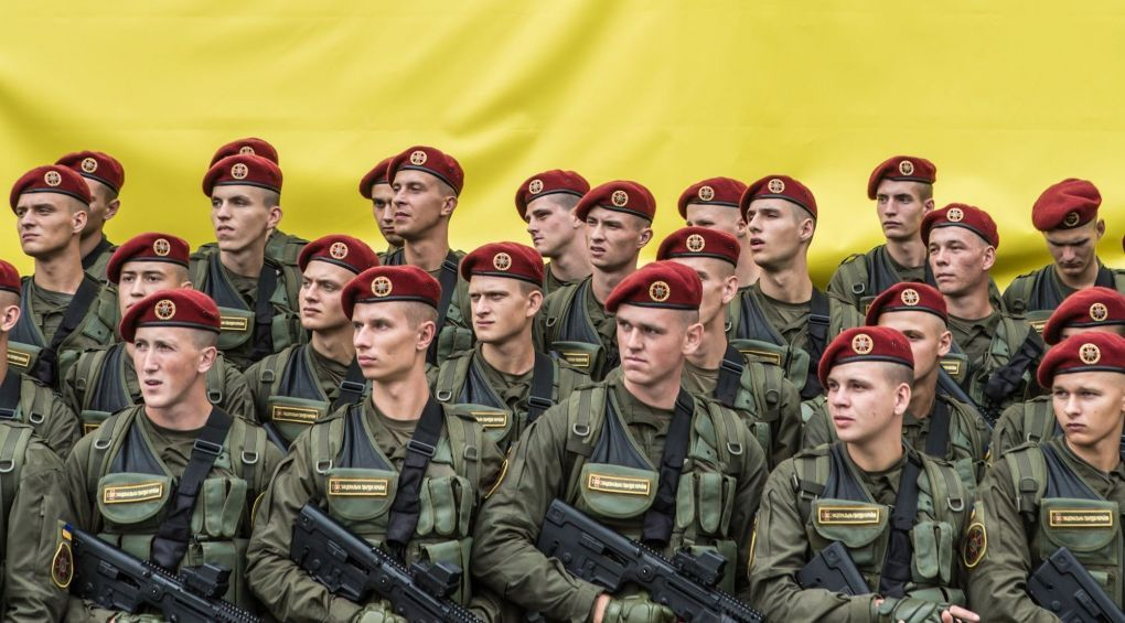Кадри, що вражають: відео до Дня Збройних Сил України