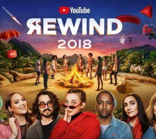 YouTube опублікував щорічний кліп-огляд мемів і трендів Rewind 2018