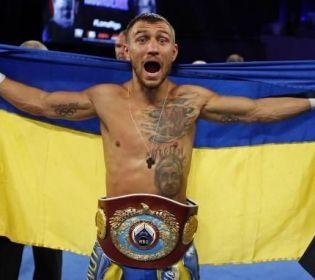 Українець Ломаченко переміг у чемпіонському поєдинку