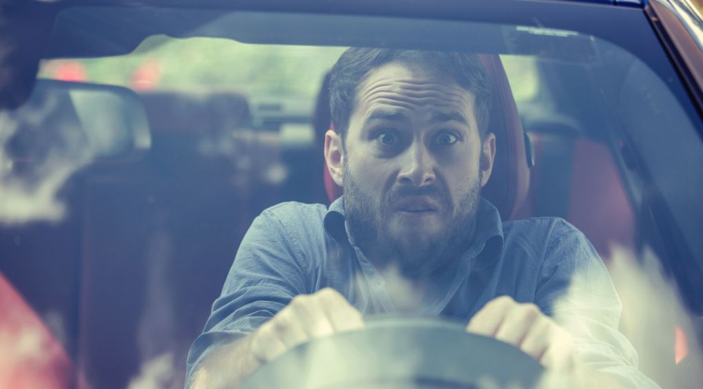 Як відчувати себе впевнено за кермом авто?