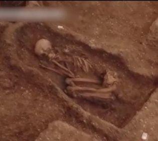 У Великій Британії знайшли загадкову могилу вампіра