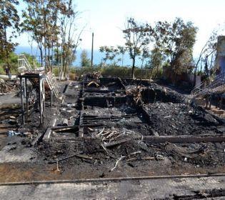 """В одесский лагерь """"Виктория"""", в котором погибли дети во время пожара, заселили полтысячи резервистов"""