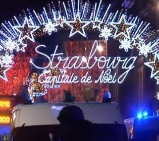 В Страсбурге неизвестный мужчина расстрелял посетителей Рождественской ярмарки