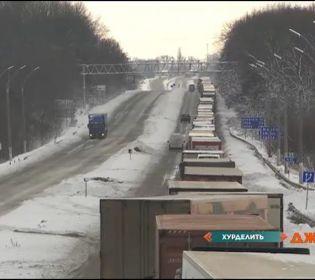Снігова навала прийшла у Київ