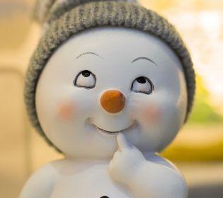 Найкумедніші сніговики: ну дуже смішна фотодобірка