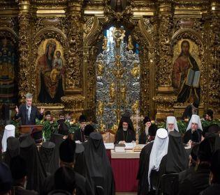 Православна Церква України: три гілки українського православ'я заснували об'єднану Церкву