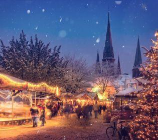 Найкрасивіші різдвяні ярмарки Європи: фотодобірка