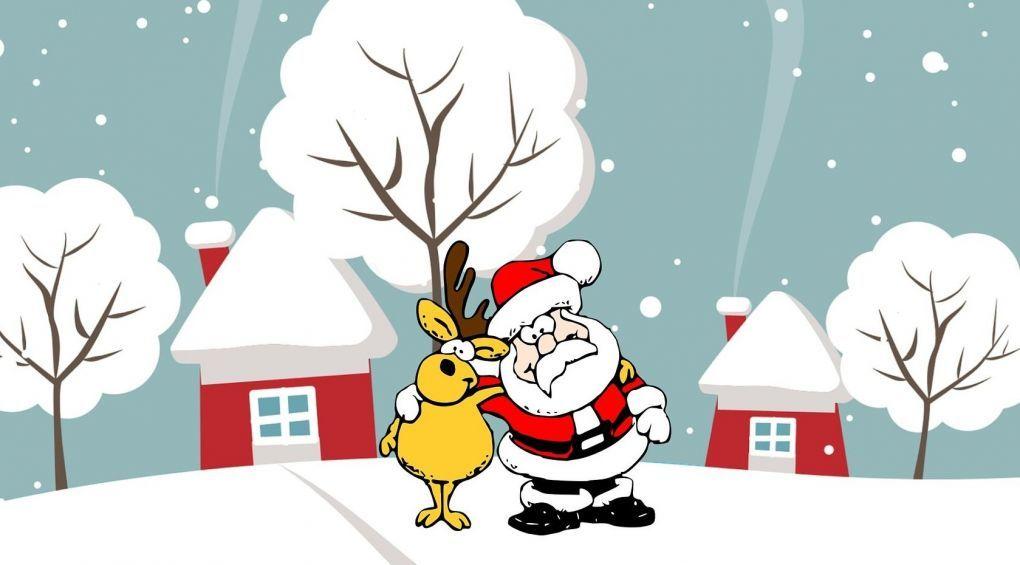 20 цікавих фактів про Санта Клауса