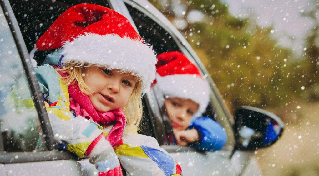 Родителям-туристам: как путешествовать с детьми зимой