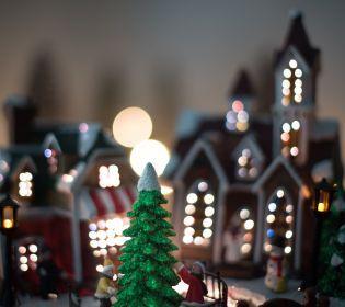 Житель Чехії перетворив свій будинок на музей Різдва