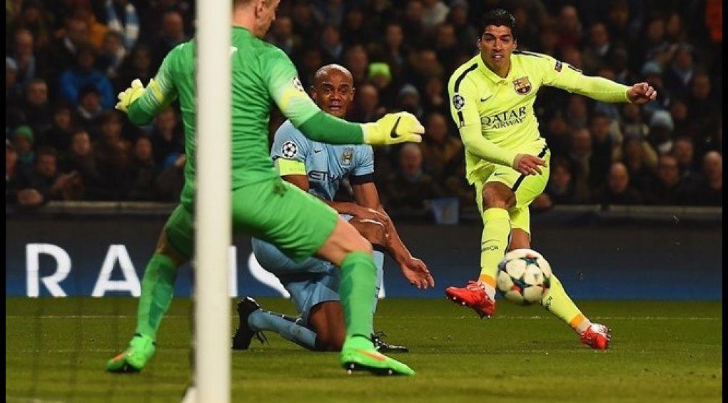 Манчестер Сіті - Барселона - 1:2. Відеоаналіз матчу