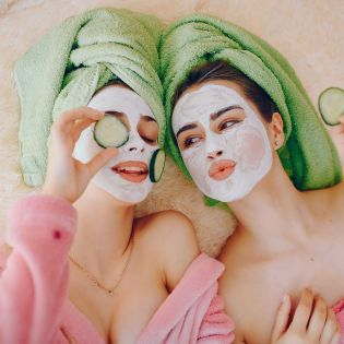 Как защитить кожу от мороза