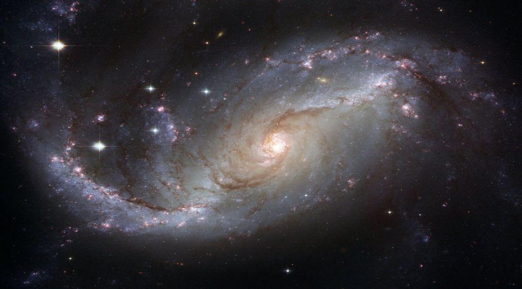 В сети обсуждают таинственную вспышку во Вселенной