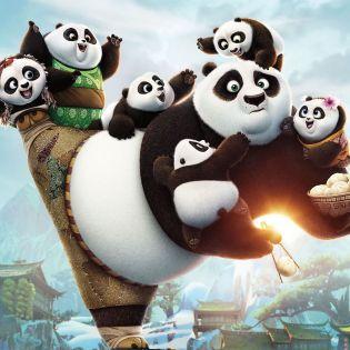 Пт 21:00 — Кунг-фу панда 3